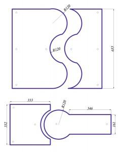 матрица для формовки