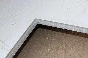 Плазменная резка алюминия 25мм