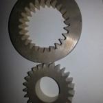 гидрорезка шестеренок