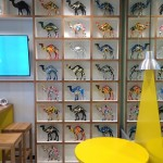 курительная комната camel в офисе jti